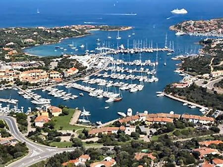 Welcome to Porto Rotondo