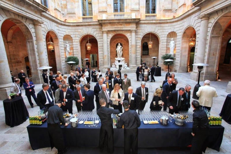Immobilsarda attended this year's Christie's international real estate  global conference in Barcelona, Spain