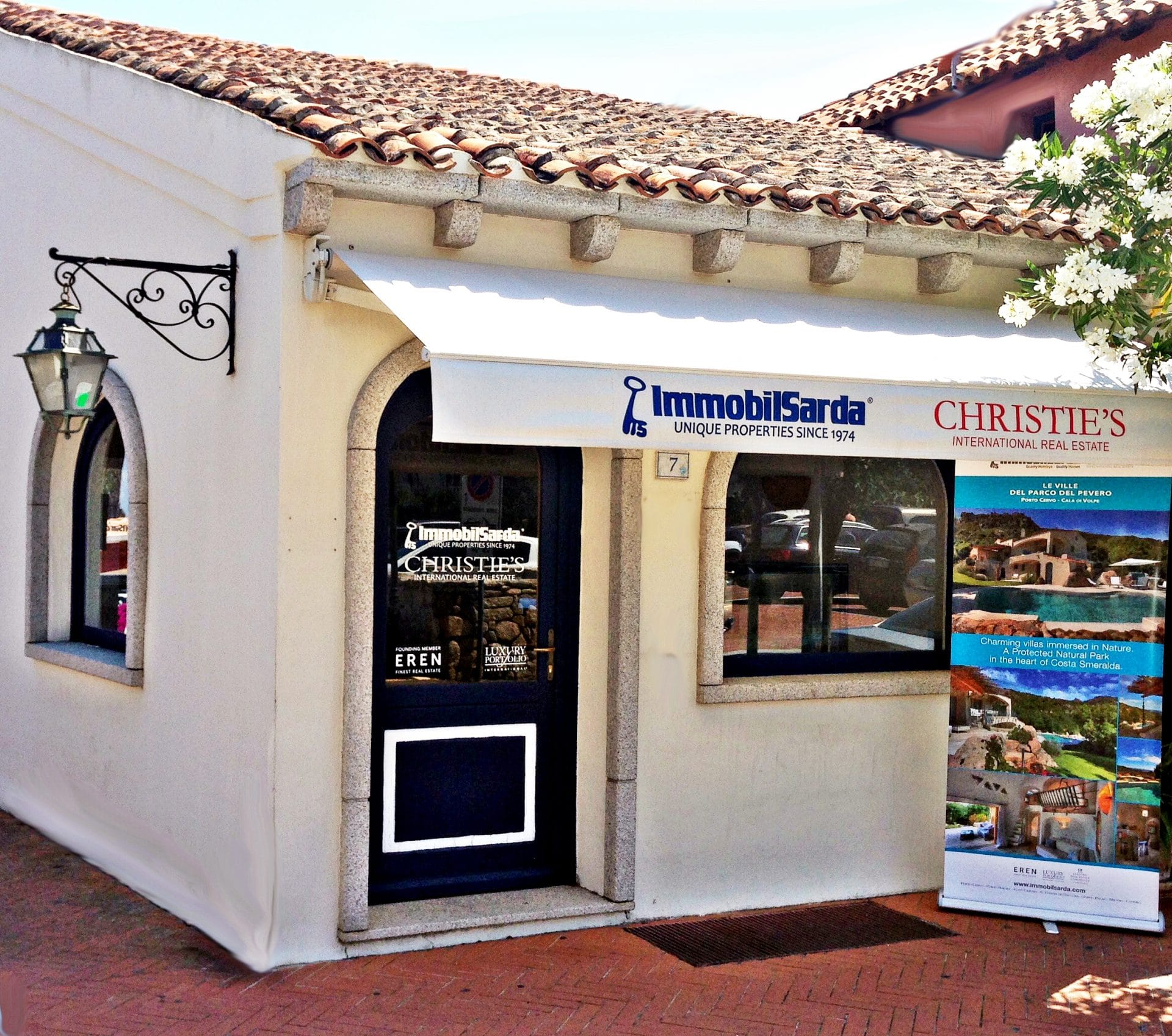 Immobilsarda inaugurates its new Office in Porto Rotondo
