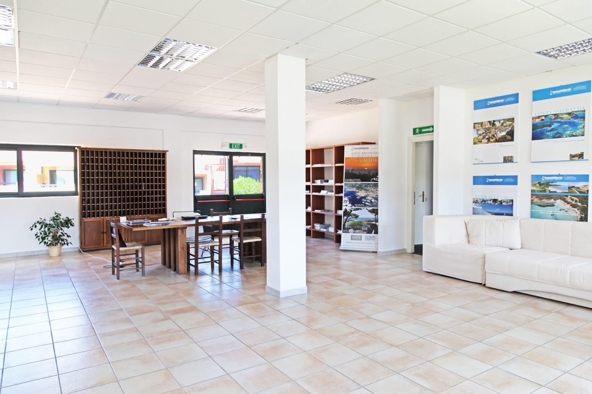 Immobilsarda inaugurates the new Office of Palau