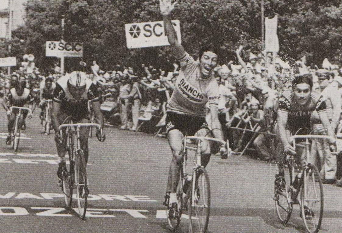 Le tre tappe sarde del Giro d'Italia. La prima in Gallura.