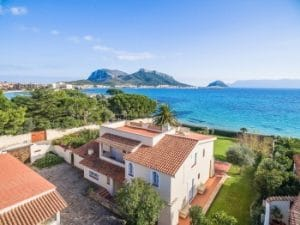 Houses to buy and rent in Porto Cervo for the holidays