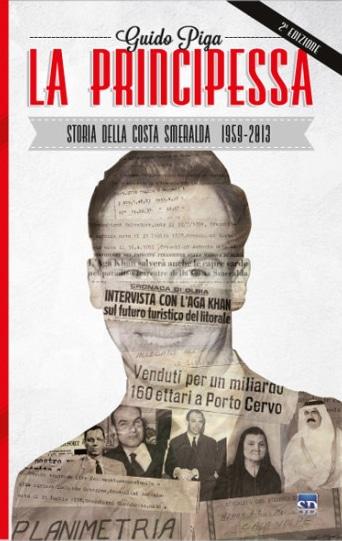 """Il libro di Guido Piga """"La Principessa"""""""