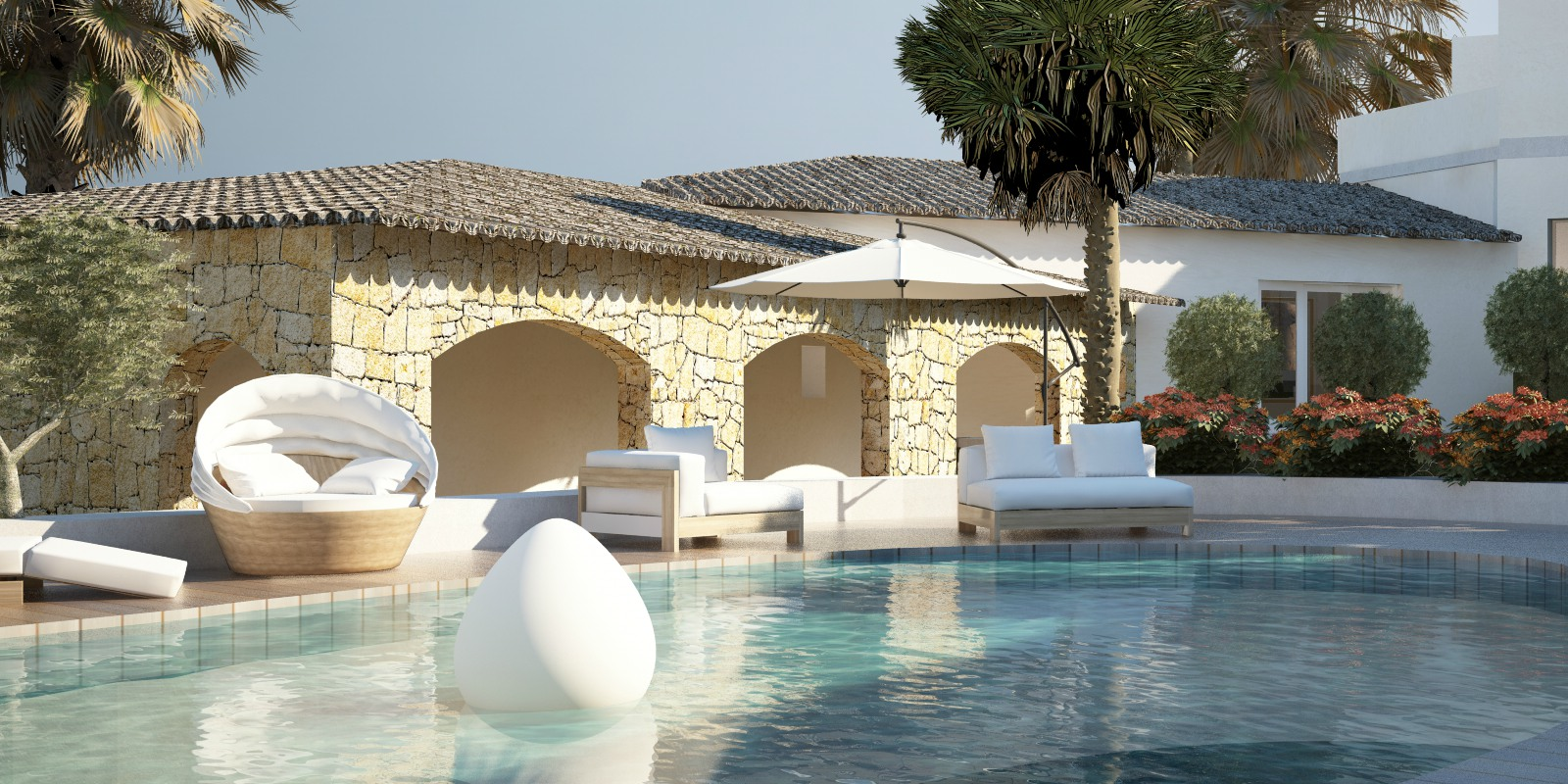 Foto Di Ville Lussuose ville in costa smeralda: borgo harenae - elite villas
