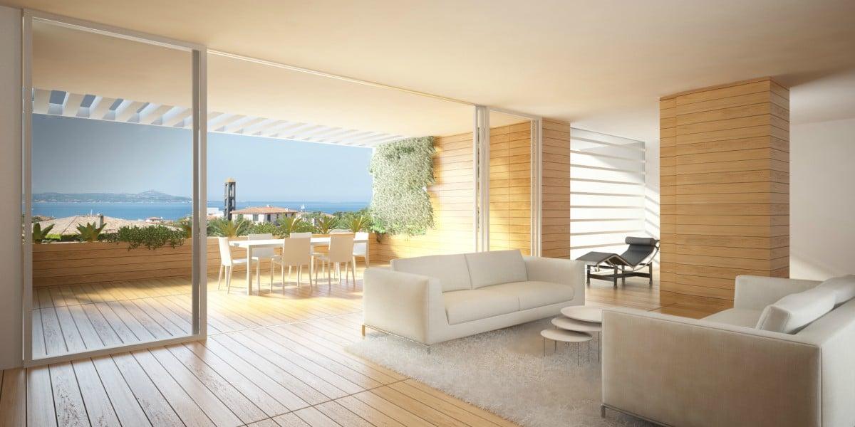 appartamenti di lusso a Porto Rotondo