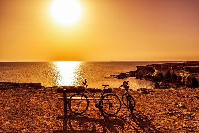 visitare la Sardegna in bicicletta