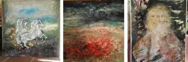 """Questa sera ad """"Arte in Porto"""": Eliane Aerts"""