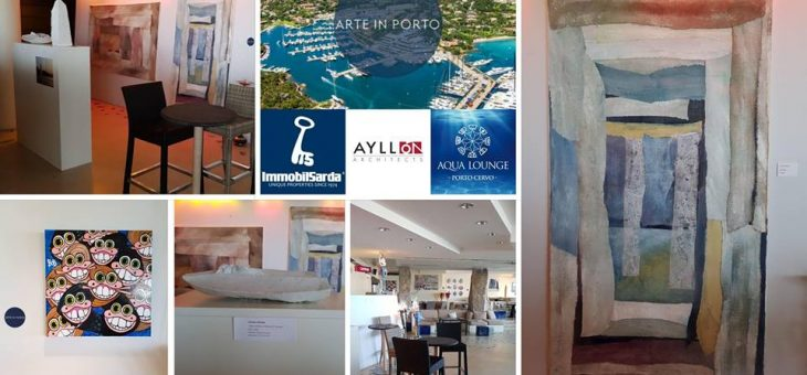 """Arte in Porto"" Goes On Until 16 Settembre"