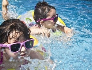 manutenzione ordinaria casa: piscina