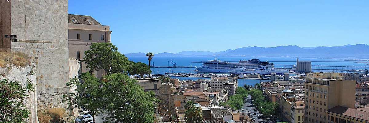 Cagliari ad ottobre