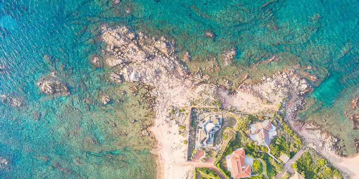 ville di lusso in vendita al mare