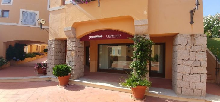 The new Porto Cervo Marina Office Opens