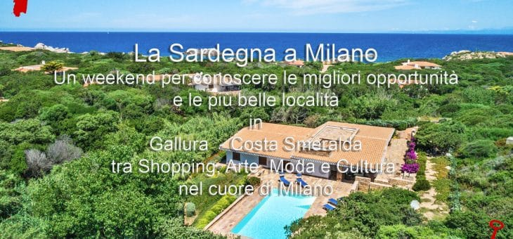 La Sardegna a Milano per Open House Weekend