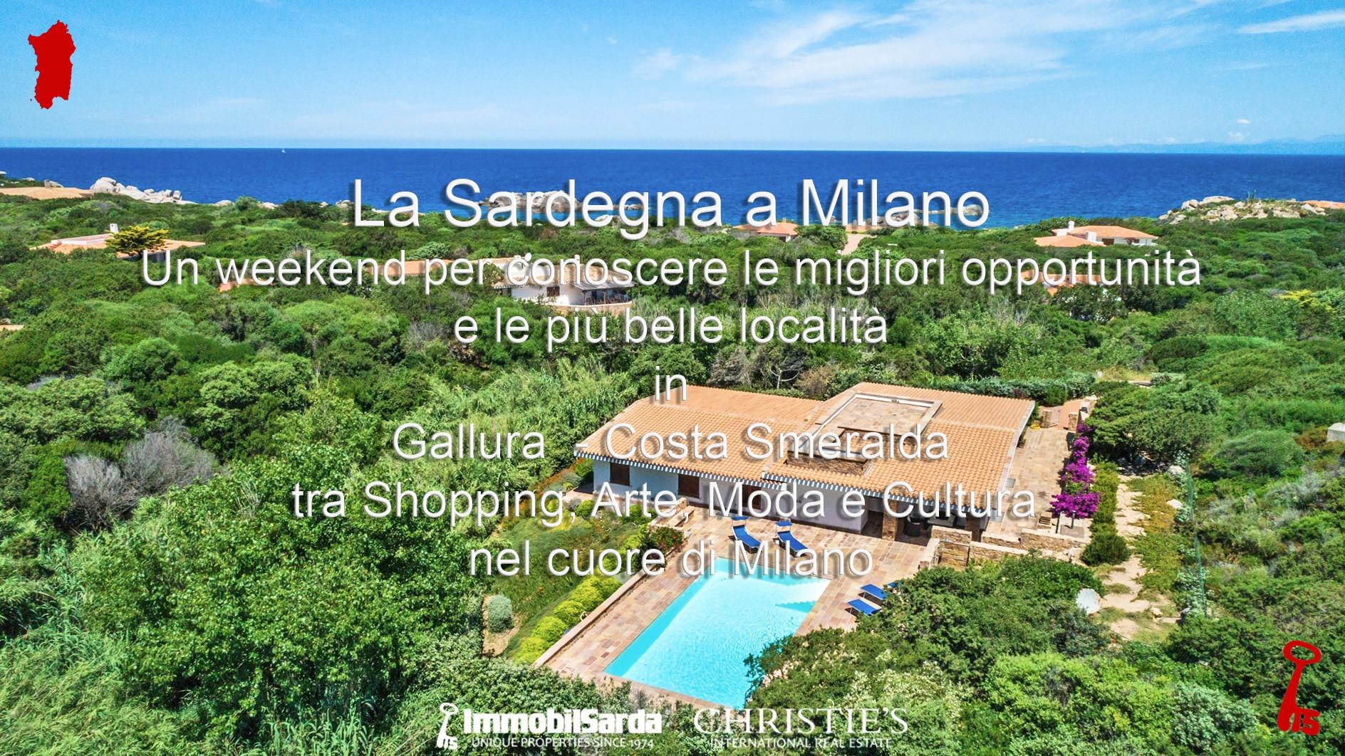 La Sardegna a Milano per Open House Weekend