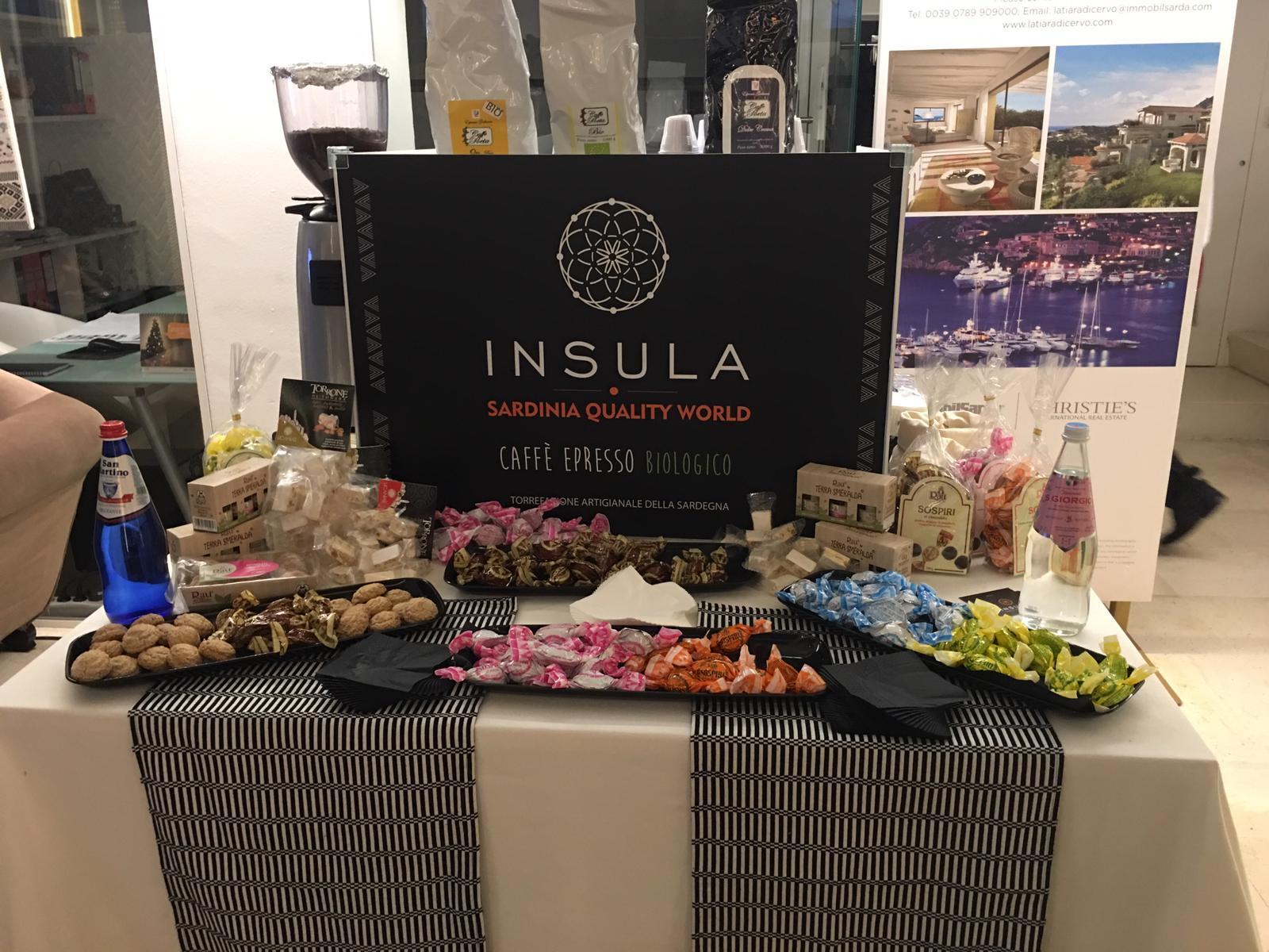 """""""Sardinia, Quality for Longevity"""" grande successo per l'evento ospitato nelllo Showroom Milanese di ImmobilSarda"""