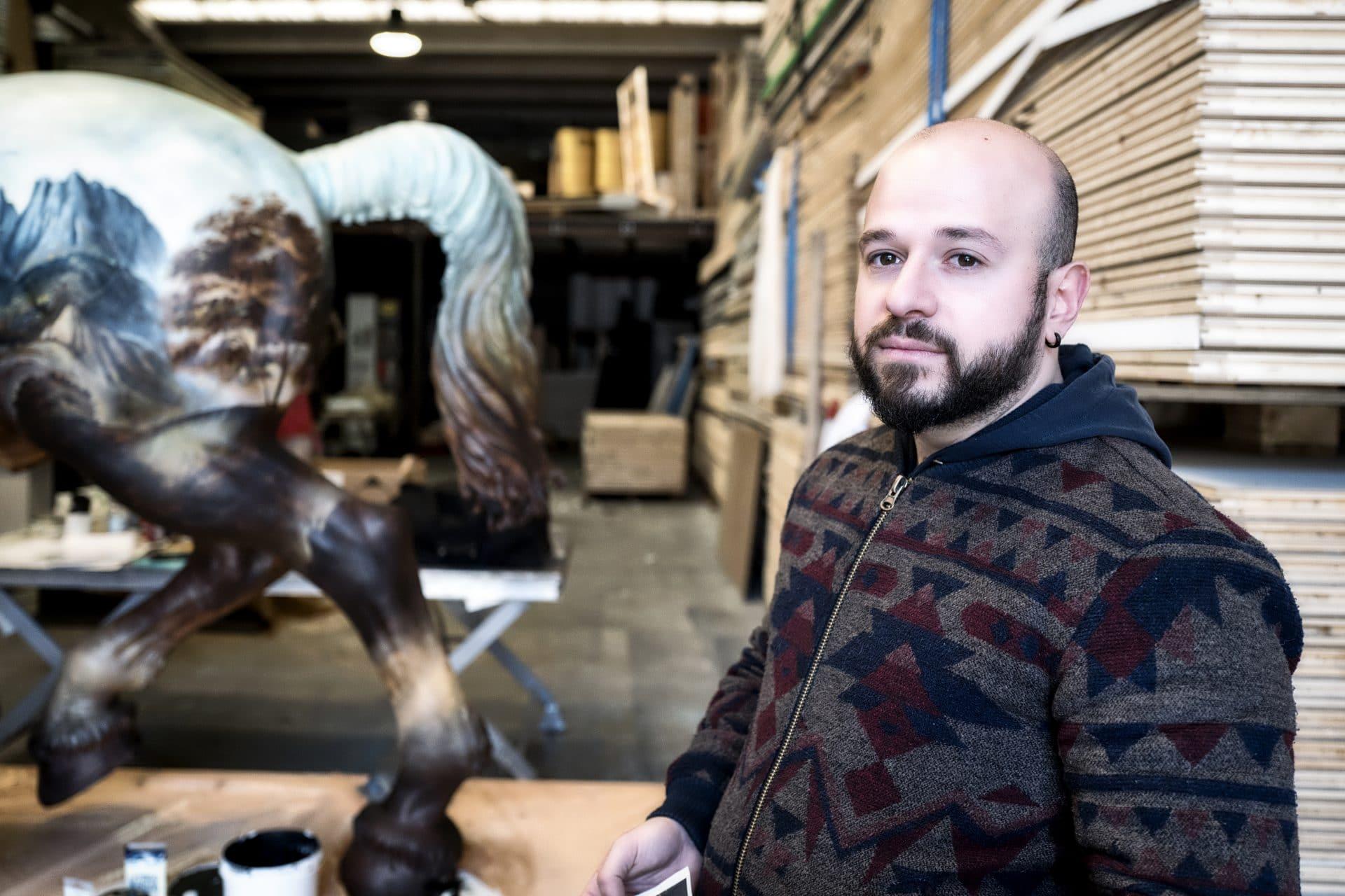 Leonardo Horse Project | A Night With Vito Nesta