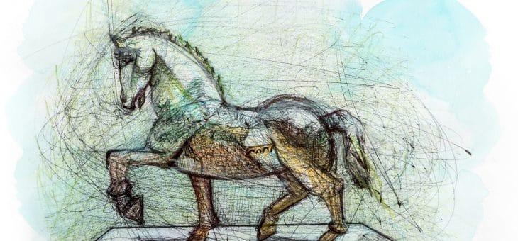 Leonardo Horse Project | Porto Cervo hosts Leonardo Da Vinci