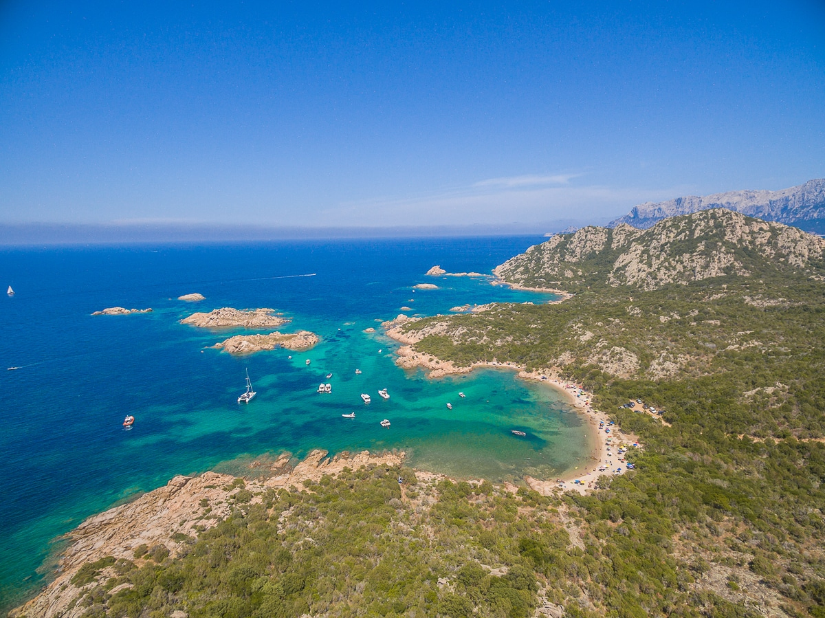 11 new trails between Olbia and Capo Ceraso to discover history and landscape