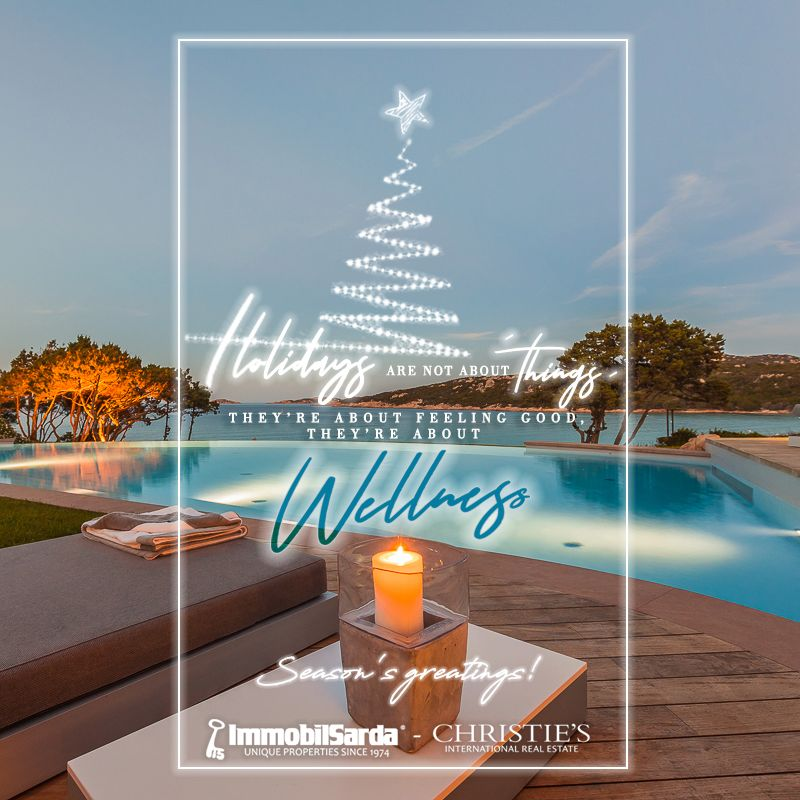 We wish you a Merry Christmas and an Happy New Year