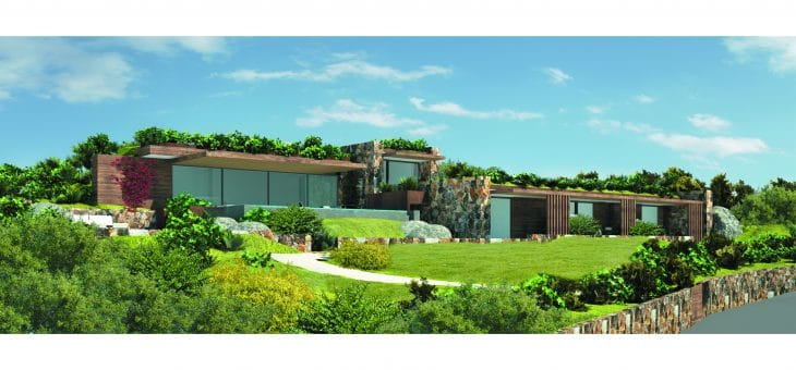 New Ecovillas in Gallura