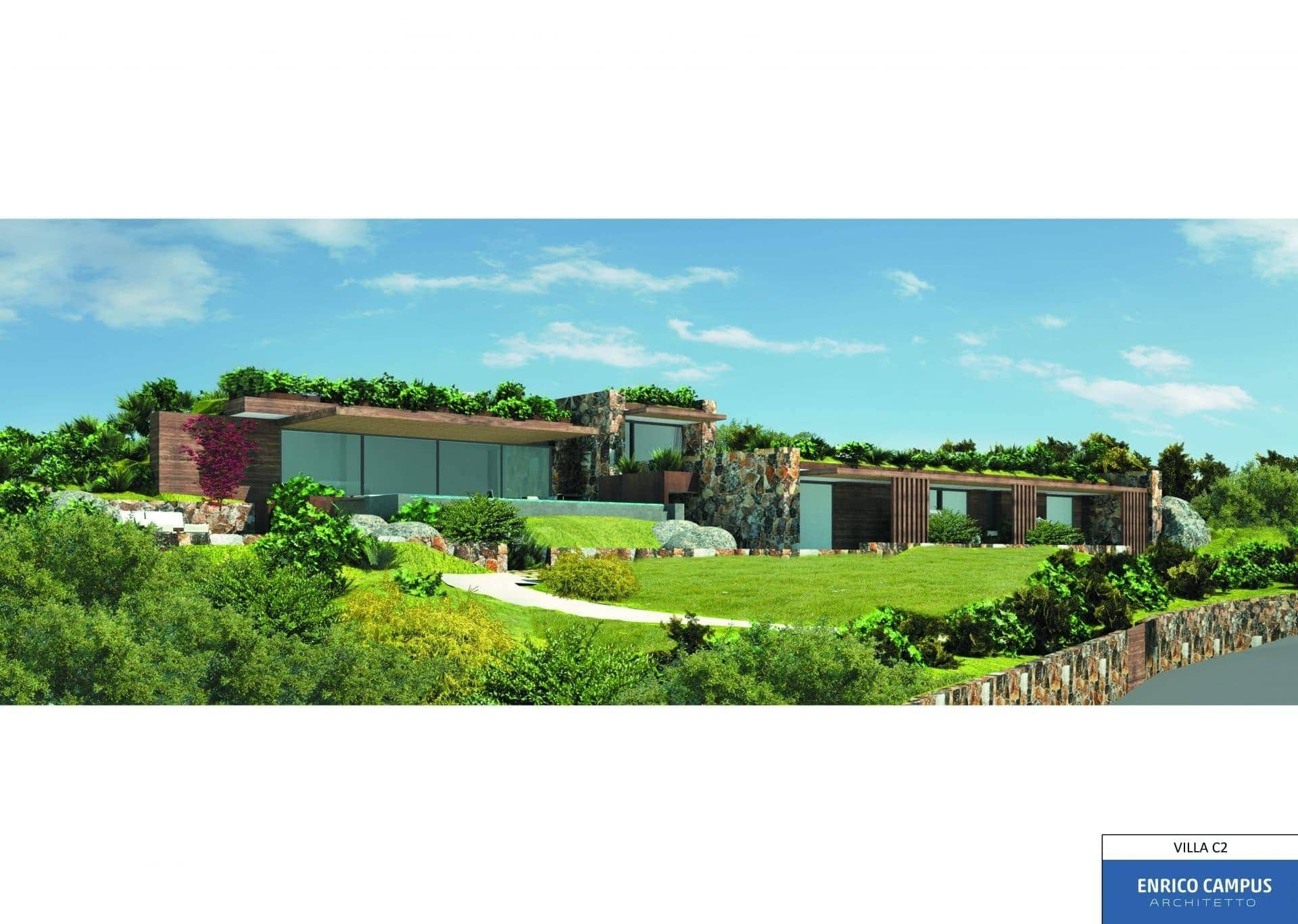 New Ecovillas in Gallura
