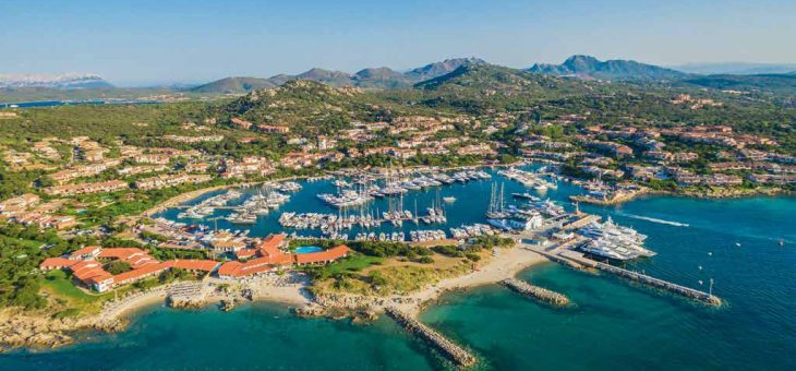The best waterfront properties on the Marinas Gallura – Costa Smeralda