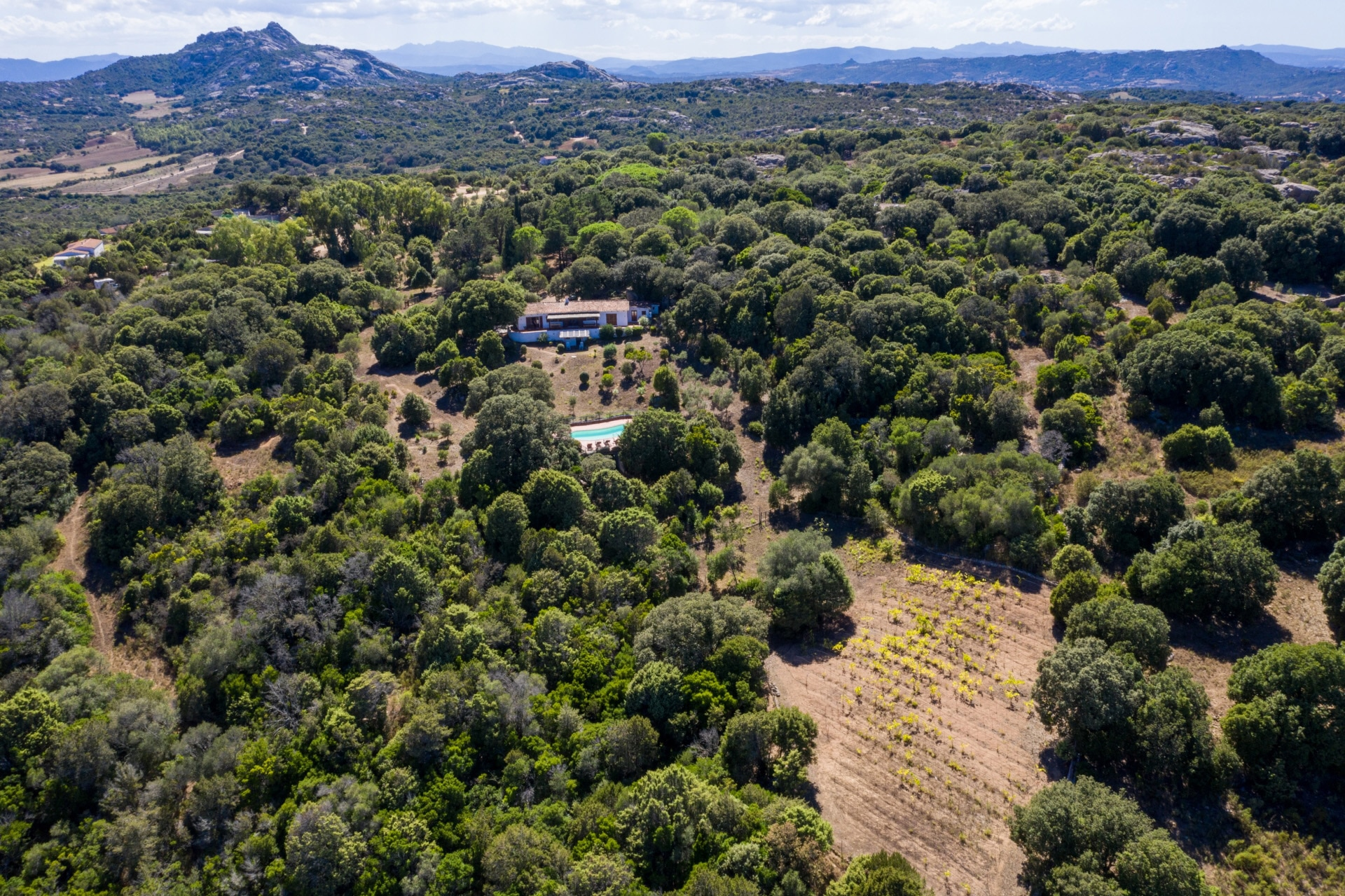 A curated selection of Stazzi-Villas in Gallura – Costa Smeralda