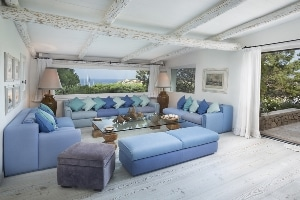 Villa Ortensia is a luxury villa built by Jacques Couelle