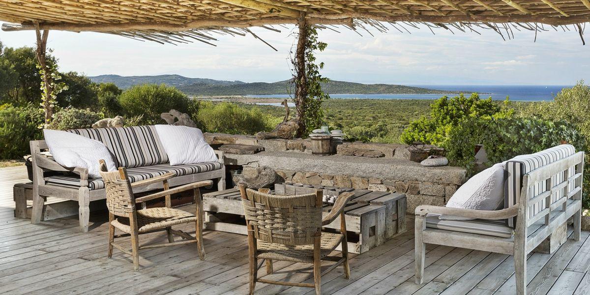 Le pi belle case di campagna in vendita vicino al mare in for Progetti di case in campagna