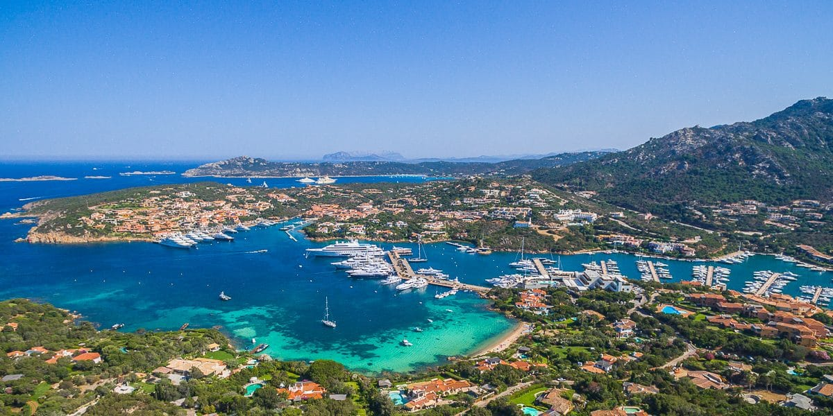 yachting club Porto Cervo