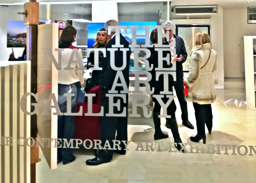 ABITARE LA NATURA | JS ART GLASS HOUSE