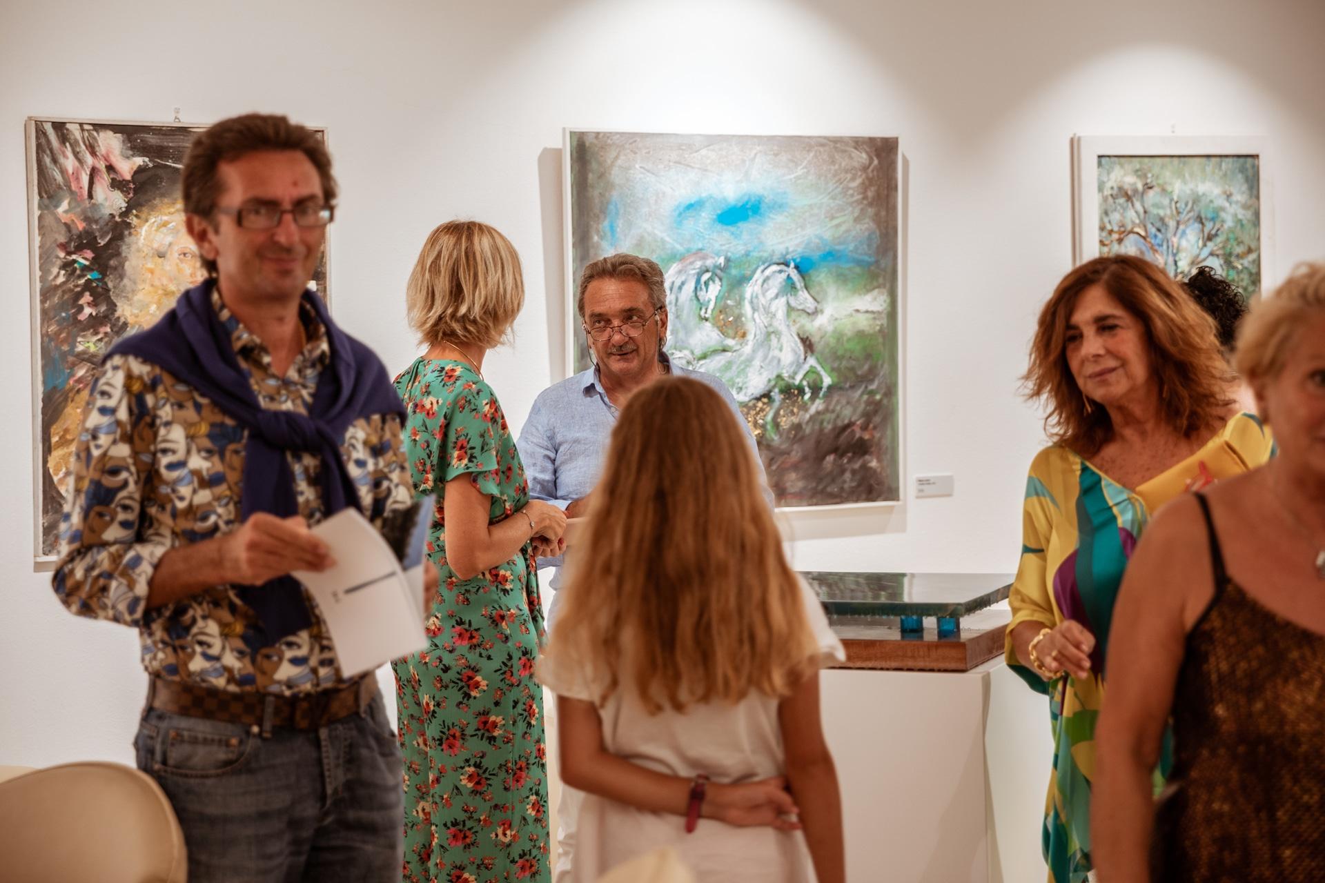 Perchè Leonardo Horse Project – The Nature Art Gallery