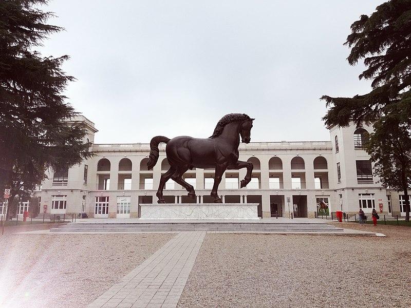 Leonardo Horse Project – Il progetto