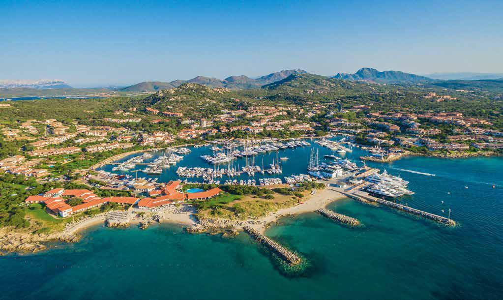 Le migliori Proprietà sulla Marina in Gallura Costa Smeralda